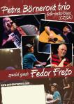 PBtrio& Fedor Frešo  - poster A2